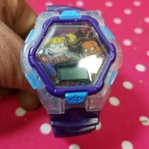 Touch And Talk Angelica Watch -2000 Burger King Ru